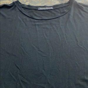 Basic black T shirt